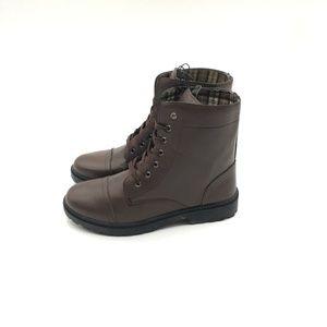 Women's Lace Up Combat Boots